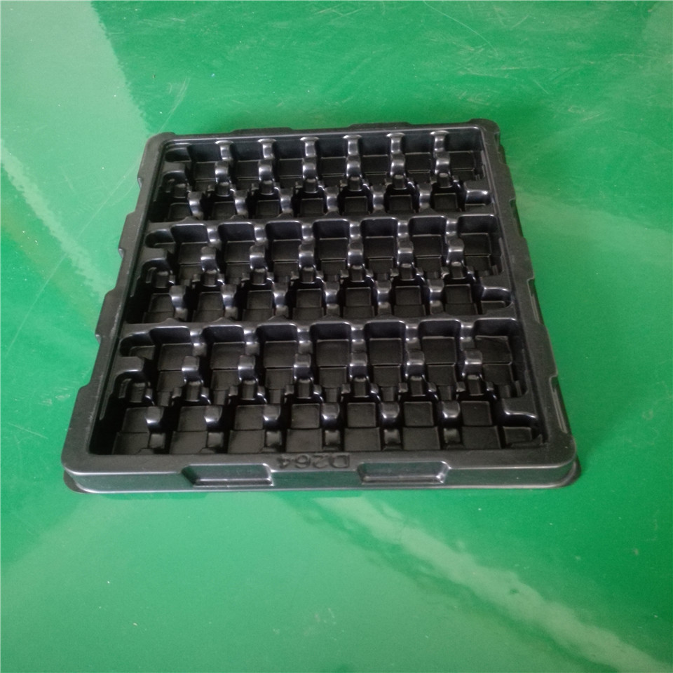 Customized Vacuum Forming Anti-static/ Conductive ESD/PCB Packaging Trays for Electric Product