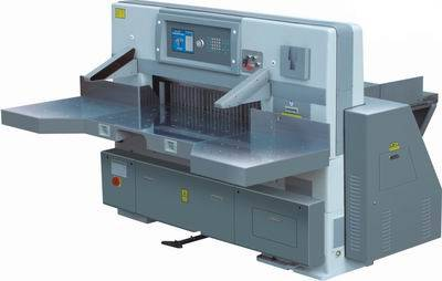 Digital Display Paper Cutting Machine (QZYX920D)