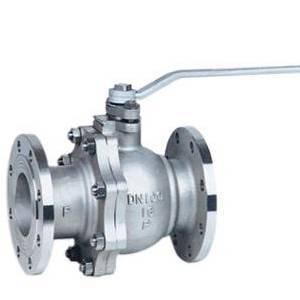 manual floating ball valve