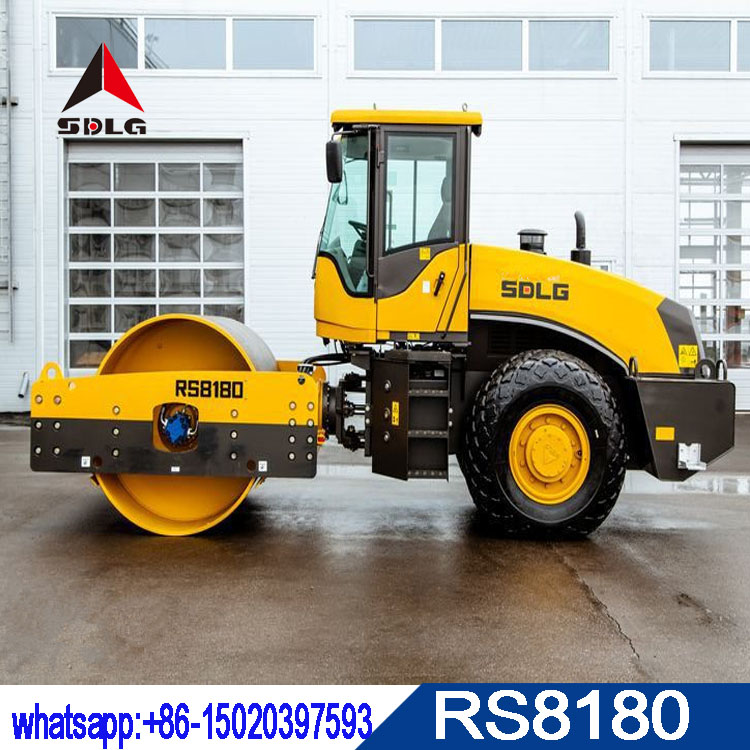 SDLG 18T road roller RS8180 with best quality and low price for sale