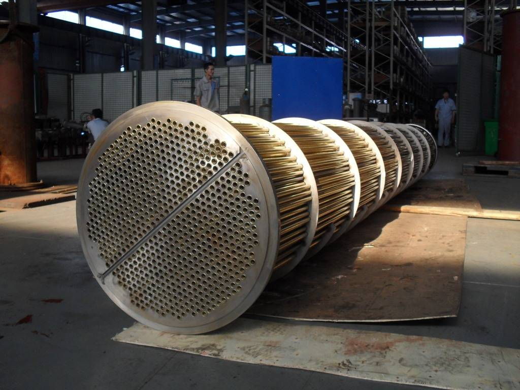 Tube bundle of shell and tube heat exchanger-OEM factory ASME ISO9001 certified