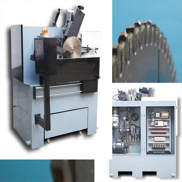 Grinding wheel  machine for carbide saw blade