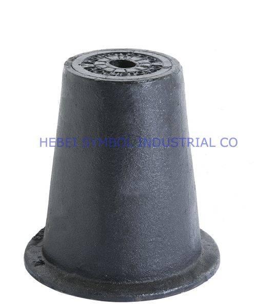 ductile iron valve box ,water meter box