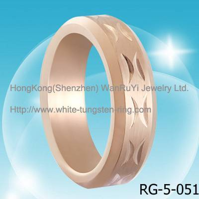 Fashion Jewelry Ring tungsten ring