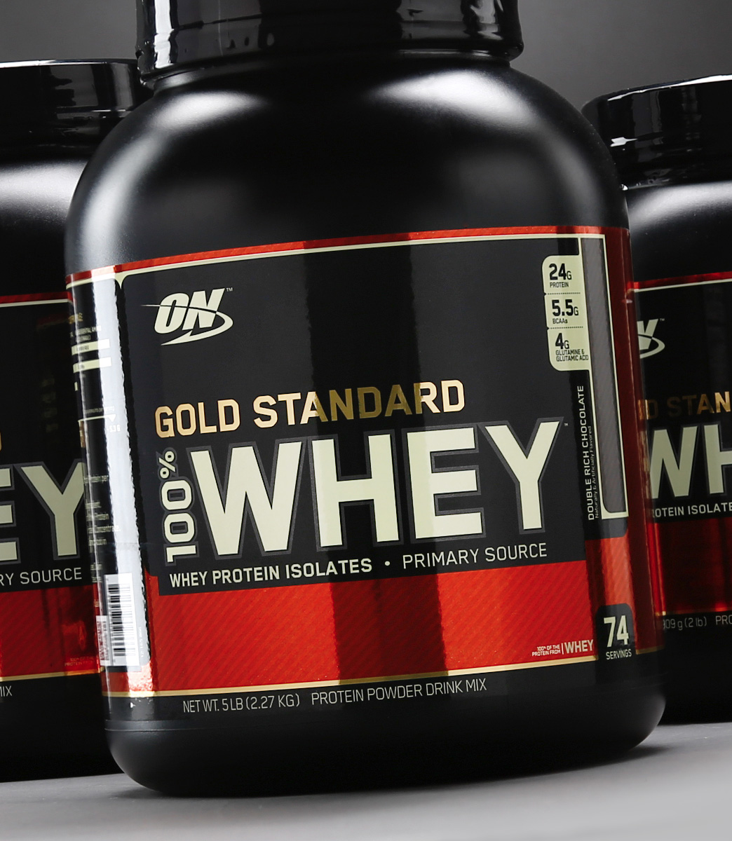 100% Whey Gold Standard Protein 2LBS 5LBS Optimum Nutrition