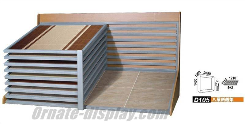 flooring tile stand