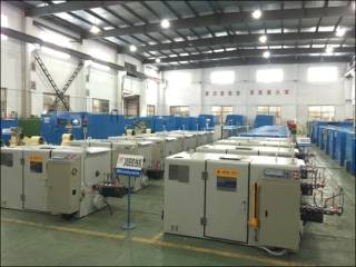 Fuchuan FC-185Chigh speed wire bunching machine with high performance