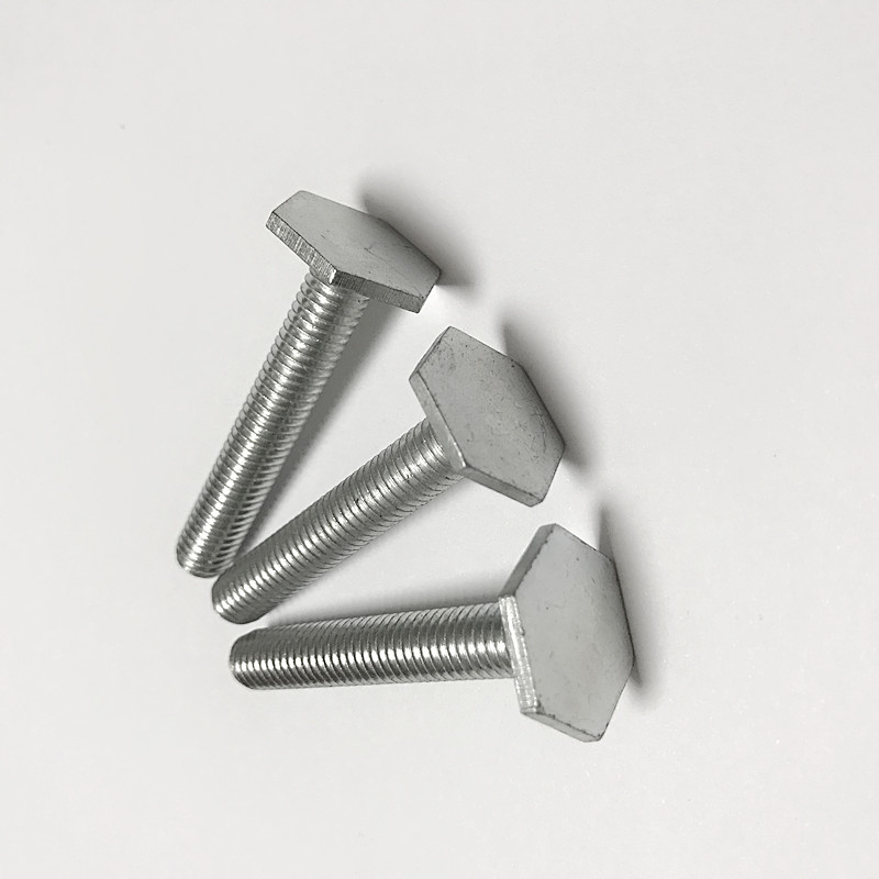 Special customized non-standard thin hex head bolt