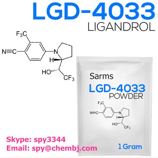 Sarm Ligandrol (LGD-4033) with Lowest Price Lgd4033