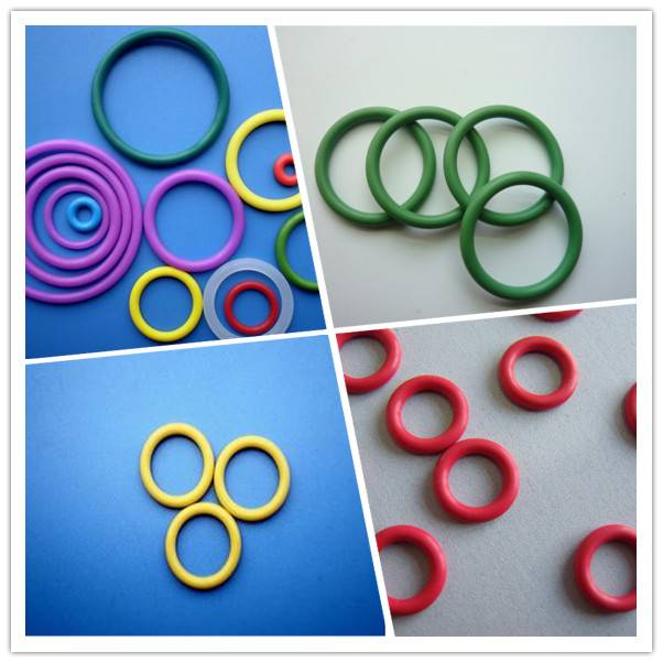 Food Grade Colored Silicone O Ring/Rubber Silicone Ring
