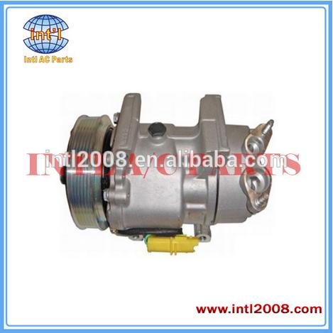 SD6V12 Auto Ac compressor for PEUGEOT 307 / PARTNER 6453LS 6453JL