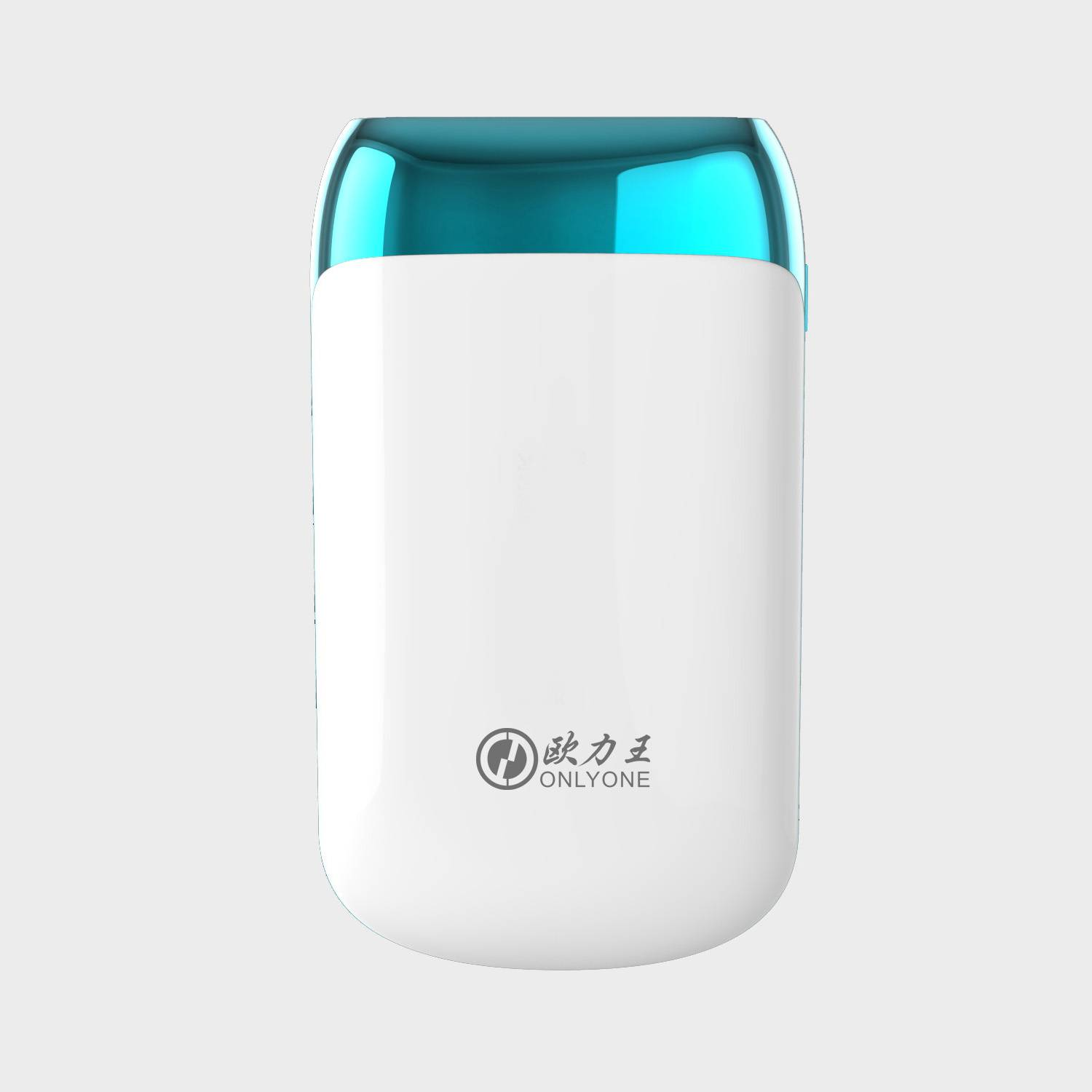 Newest rechargeable mobile phone charger dual USB output power bank 7800mah