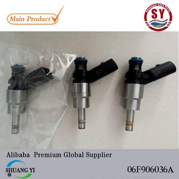 top quality fuel Injector 06F906036A /0261500020 /06F906036F/ 06J906036G/ 06H906036F/ 06J906036H use