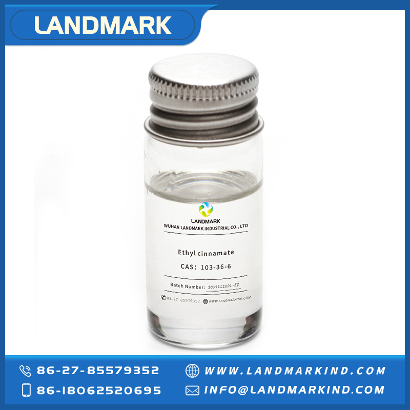 Factory price 99% CAS 103-36-6 Ethyl cinnamate for food spices,perfume