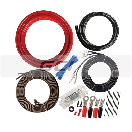 Factory High Quality Audio Cable Car Wire Kit (KIT-0805)
