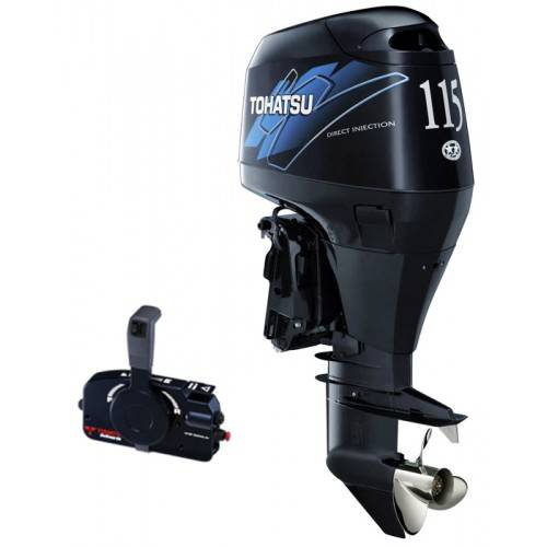 Tohatsu MD115A2EPTOL TLDI Outboard Motor