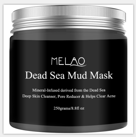 Factory wholesale price bulk herbal organic dead sea facial mud mask