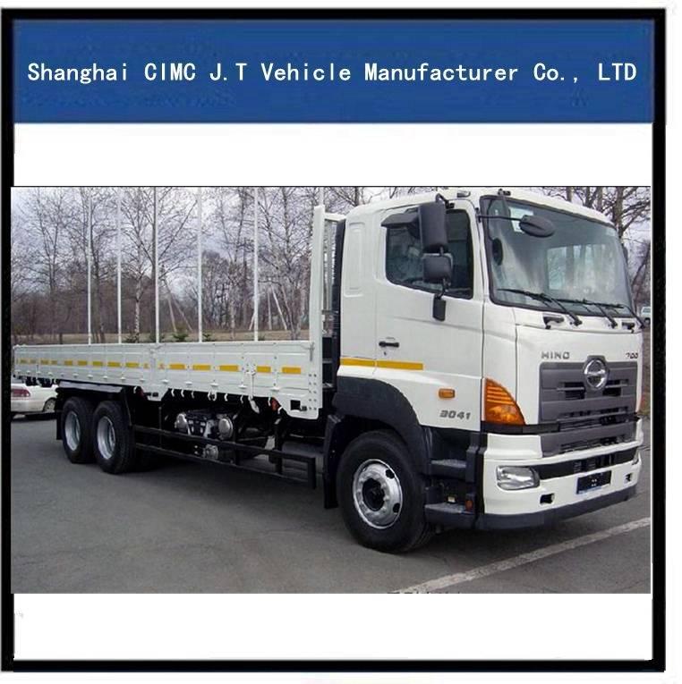 Hino 6X4 Cargo Truck
