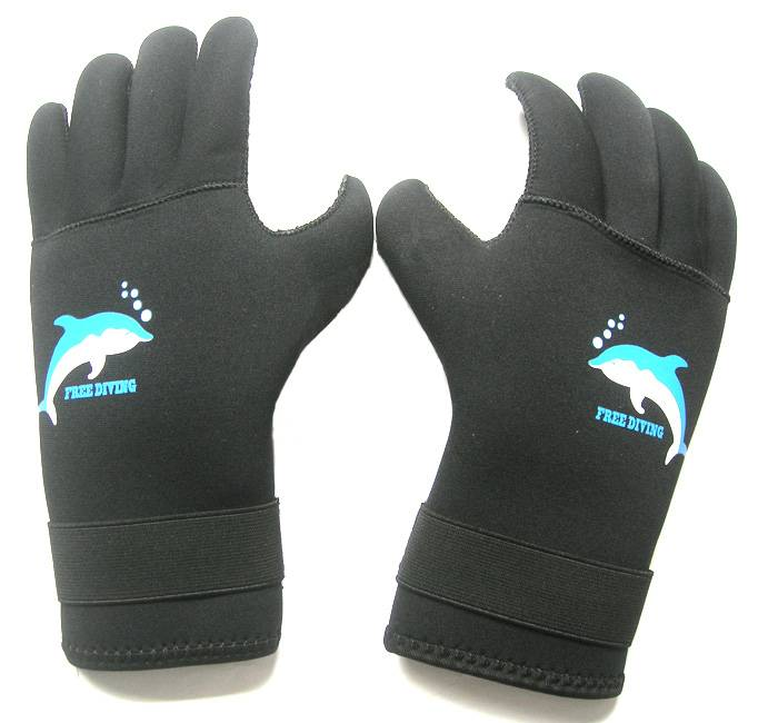 High Quality 3 MM Neoprene Nonslip Scuba Diving Gloves Snorkeling Freediving Winter Swimming Protect