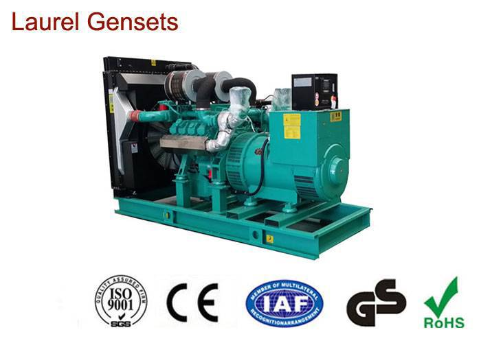 Three Phase Open Diesel Generator 500kVA