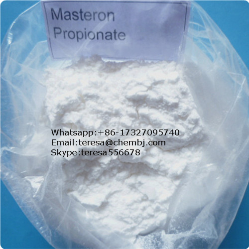 HPLC 521-12-0 Masteron /Drostanolone Propionate for Increasing Muscle Mass