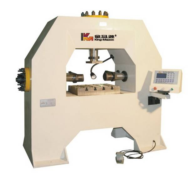 Tee Fitting Expansion-Type Machine