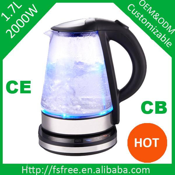 New design electric kettle for milk/coffee kettle