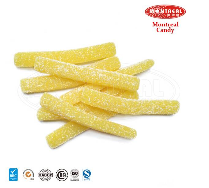 French fries flavored gummy candy wholesaler
