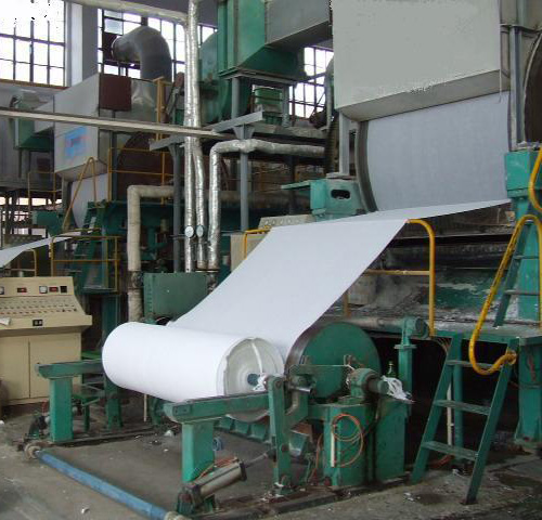 2400mm tissue paper making machine