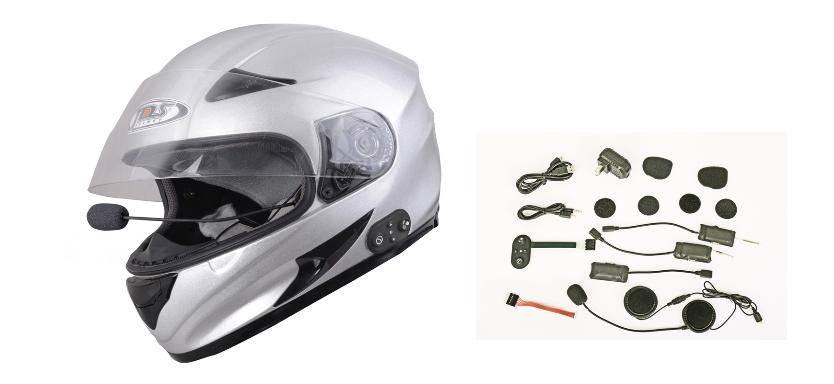 HM085 Bluetooth helmet headset 10 meters