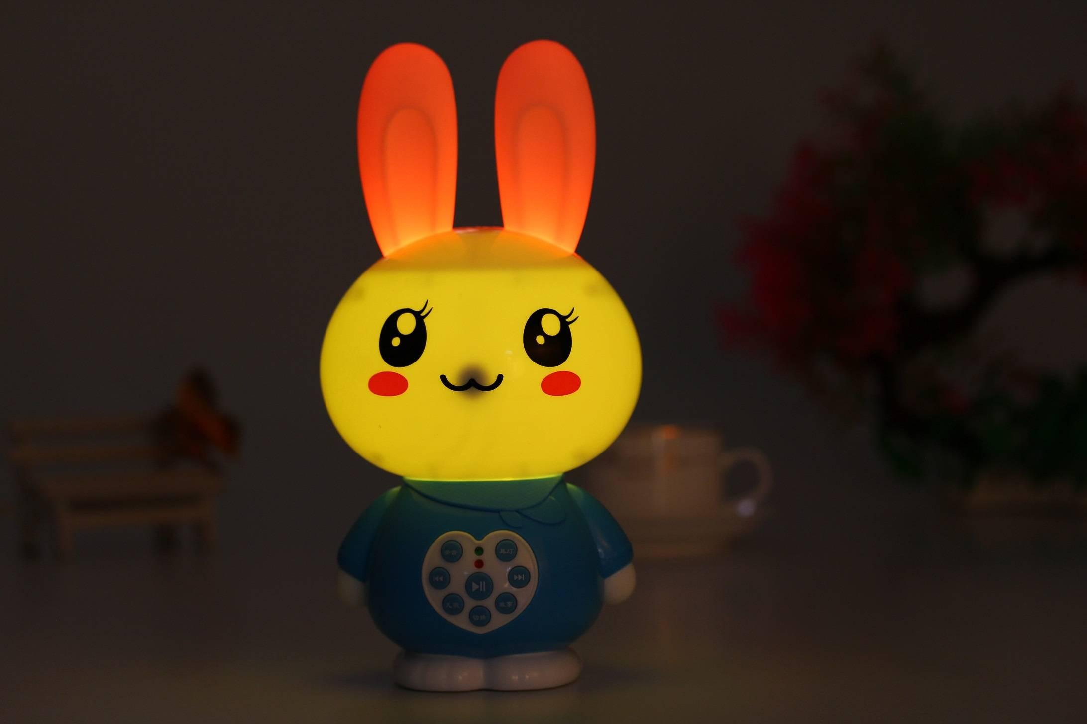 Factory supply cartoon rabbit story machine Q5