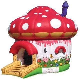 Inflatable-Micro-Strawberry-Bouncer-GB135