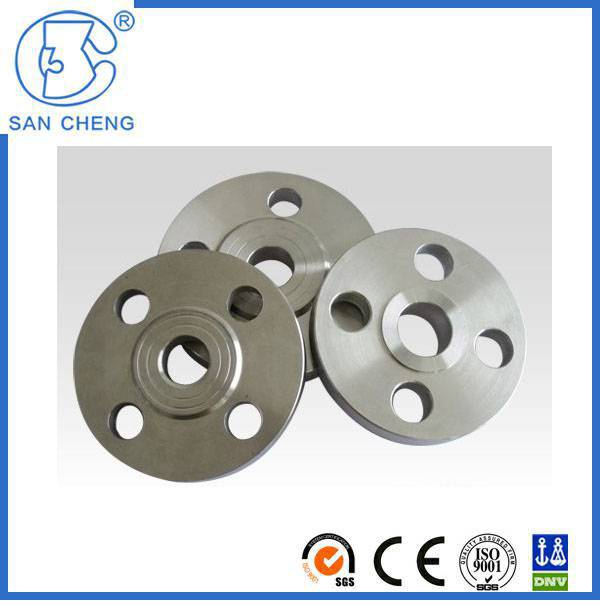 Flange Fittings Professional High Quality Stainless Steel Carbon Steel Flanged Pipe Joint
