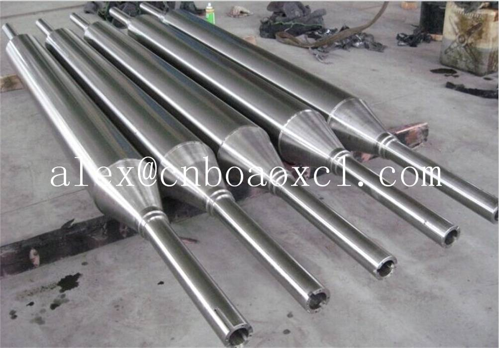 Heat-resistant furnace roll for galvanizing line and annealing