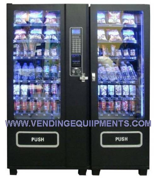 Snack/Drink vending machine