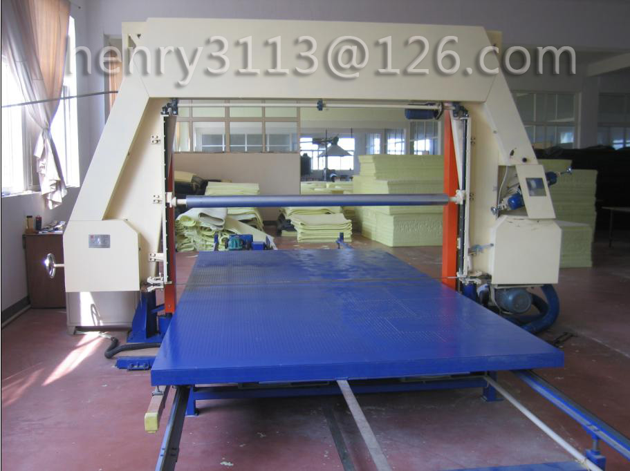 Foam Sponge Horizontal Cutting Machine