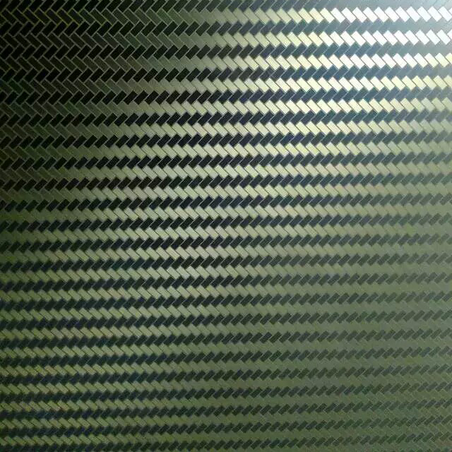 Rigidized Metal Embossed Stainless