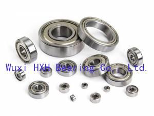 6903 deep groove ball bearings ABEC-5 GCr15