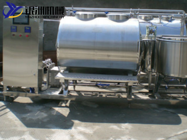 Conjoined type CIP cleaning equipment