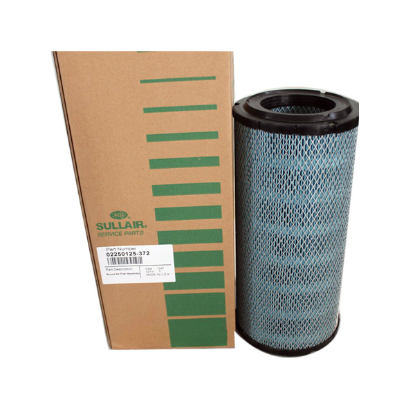 Sullair air filter replacement parts 02250125-372