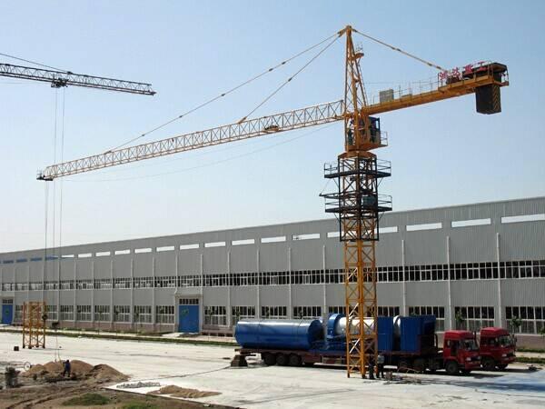 Hongda QTZ Series of Tower Cranes