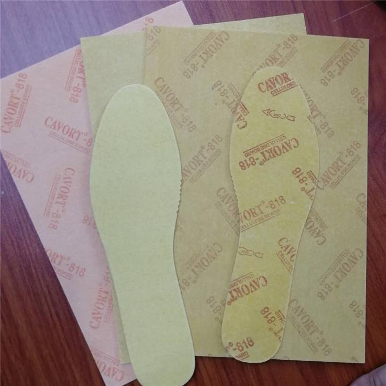 Shoe Raw Material Cellulose Fiber Insole Board