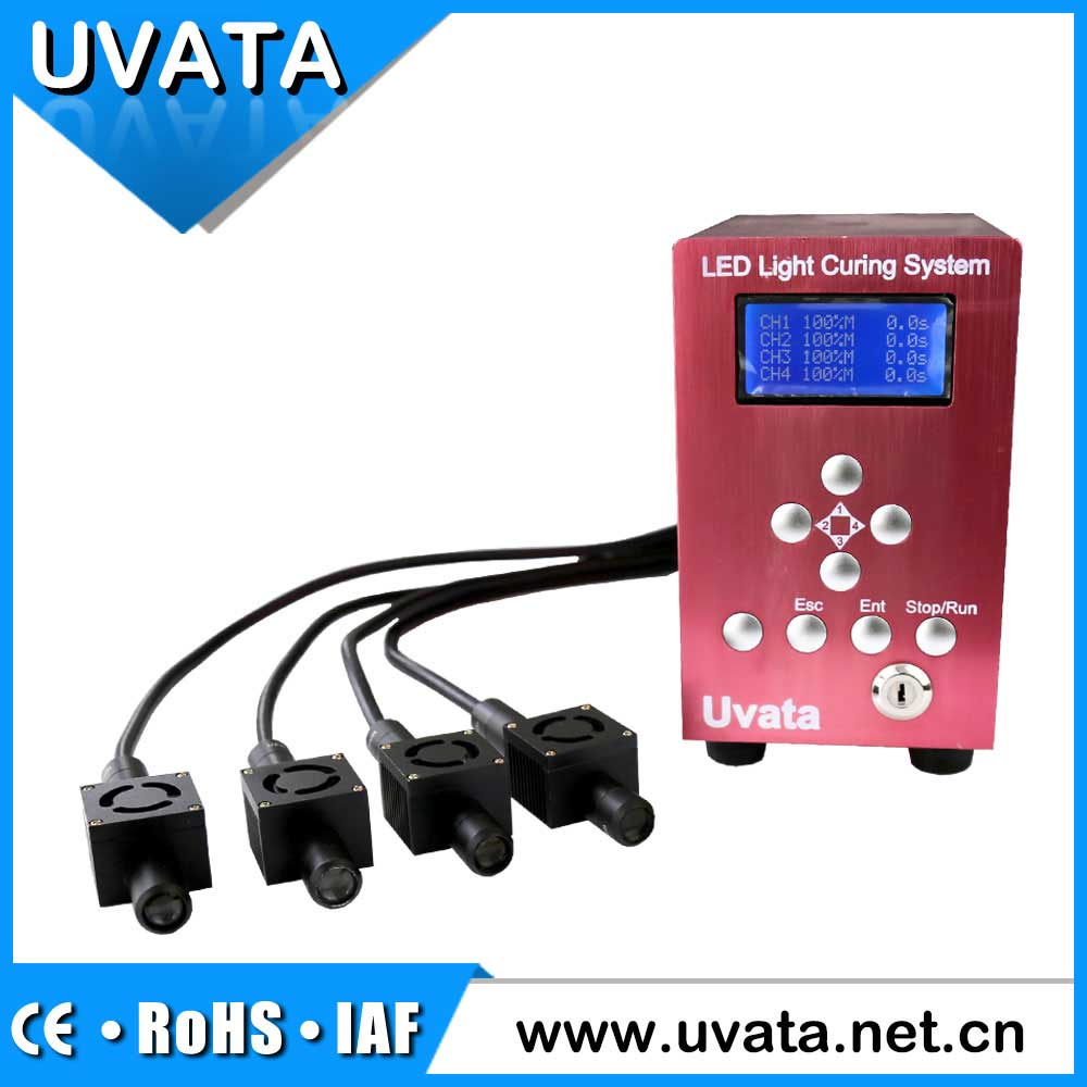 Uvata UP series Hot Sale 365nm uv led curing system
