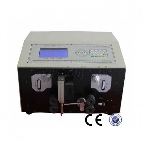 BJ-02H Wire Stripping & Cutting Machine