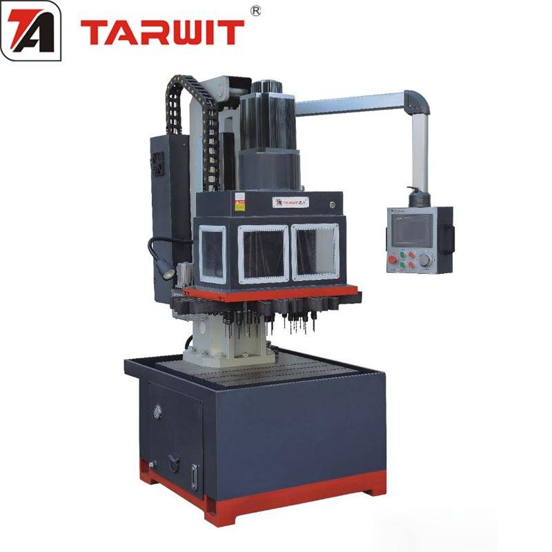 24 axis  SK5213*24 drilling machine for C45 steel