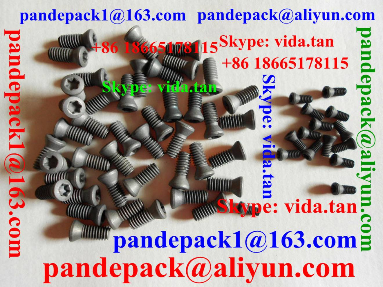 Sell Torx Screw for Lathe Tool Holder/Clamp Screw/Shim Screw/Insert Screw/Machine Screw/Tool Parts