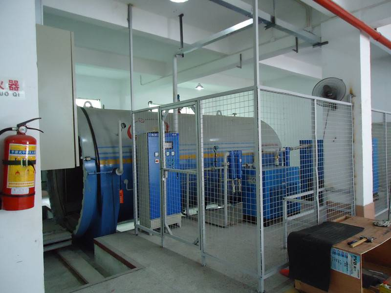 automatic pvb laminated line