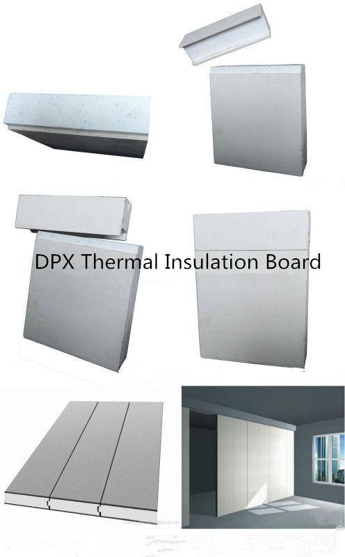 thermal insulation board Fake a compensable