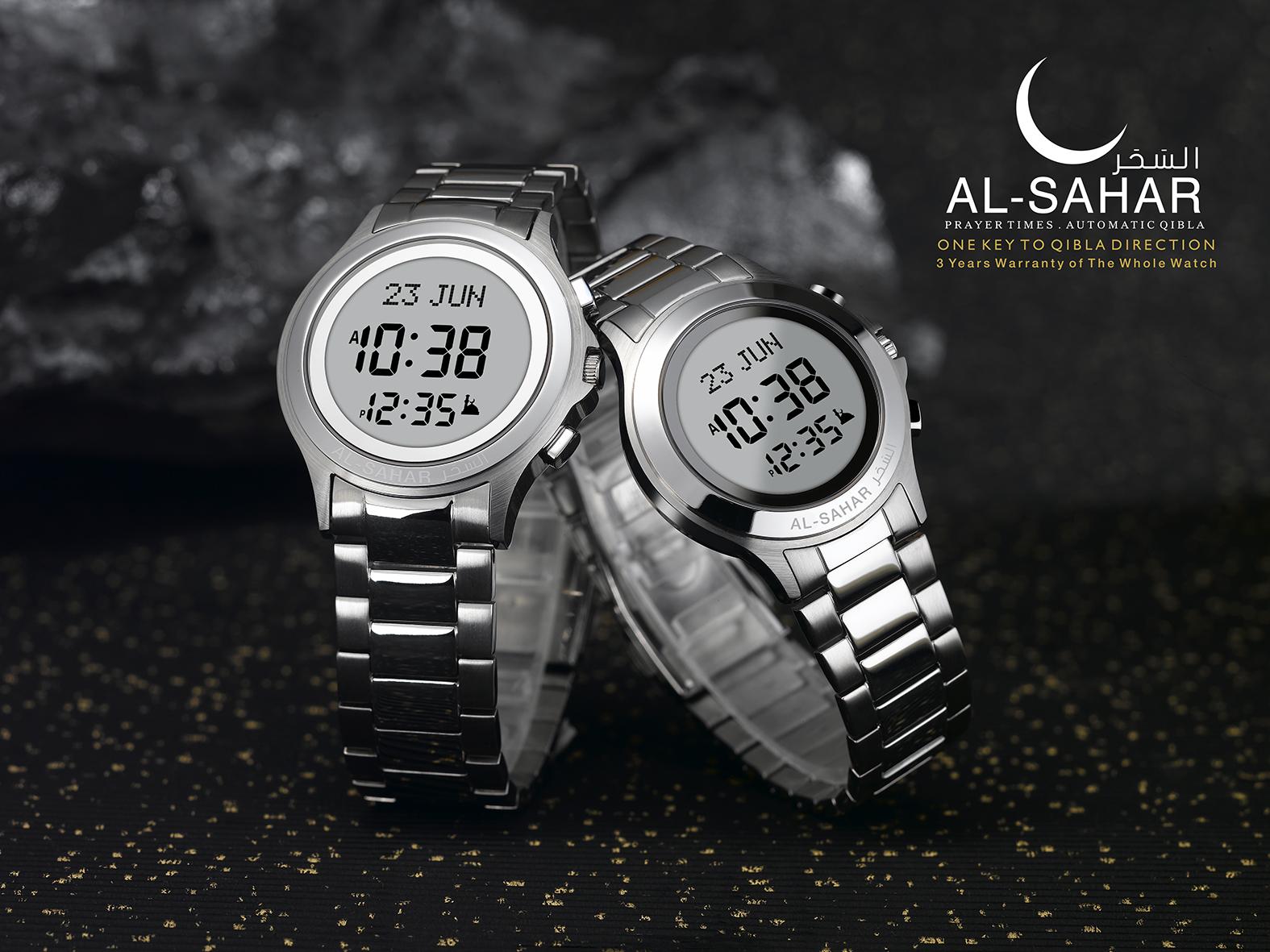 Azan Watch/AL-SAHAR/AS-T002 - Shen Zhen Shi Lawinda