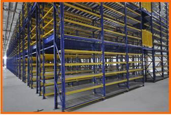 Multi-tier Rack-Pallet Rack, Industrial Racking for warehouse/storage